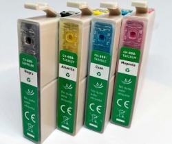 Cartuchos de tinta compatibles Epson 603XL multipack