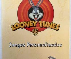 Catálogo Franquicia Looney Tunes – Juegos personalizados – 1998