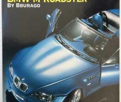 Catálogo BBURAGO NEWS Nº 1 – Enero 1997 – BMW M Roadcaster – TAVITOYS