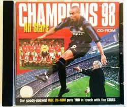 Champions 98 All Stars CD-ROM England – AIM