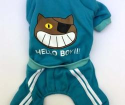 Chándal para perro Talla XL – azul – Hello Boy
