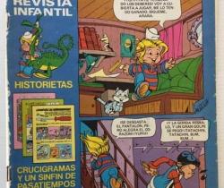 Cole Cole Revista Infantil de Pasatiempos – Nº 5 – Editorial Bruguera 1983