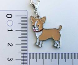 Colgante para collar de perro diseño Chiguagua