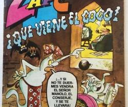 Cómic Especial Zipi Zape Año XIII Nº142 – Editorial Bruguera 1984