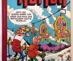 Super Humor – Volumen 55 – Ediciones B – Grupo Z – 1988 – Mortadelo y Filemón – Zipi y Zape