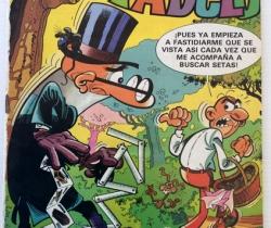 Cómic Super Mortadelo Nº 115 – Revista Juvenil – Editorial Bruguera 1981