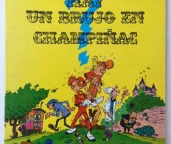 Cómic de Spirou y Fantasio – Hay un brujo en Champiñac – Serie Coleccionista 2 – 1980