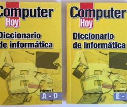 Computer Hoy – Diccionario de Informática – Volumen 1 y 2
