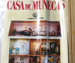 Listones Crea y Decora tu Casa de Muñecas – Planeta de Agostini 1998 – Entrega Nº 37
