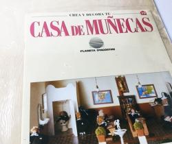 Suelo Crea y Decora tu Casa de Muñecas – Planeta de Agostini 1998 – Entrega Nº 39