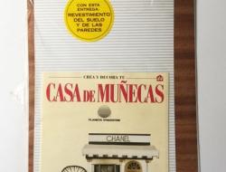 Revestimiento Crea y Decora tu Casa de Muñecas – Planeta de Agostini 1998 – Entrega Nº 44