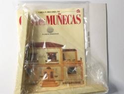 Vigas Crea y Decora tu Casa de Muñecas – Planeta de Agostini 1998 – Entrega Nº 45