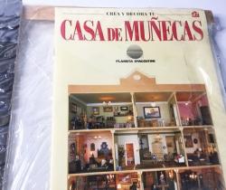 Tejado Crea y Decora tu Casa de Muñecas – Planeta de Agostini 1998 – Entrega Nº 47