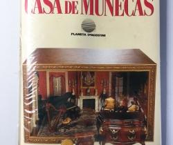 Entarimado Crea y Decora tu Casa de Muñecas – Planeta de Agostini 1998 – Entrega Nº 73