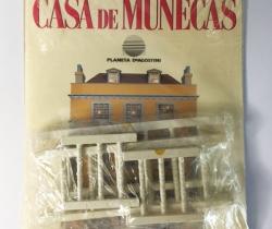 Barandilla Crea y Decora tu Casa de Muñecas – Planeta de Agostini 1998 – Entrega Nº 75