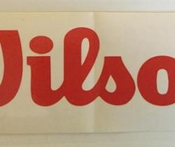 Cromo Bollycao Supermarcas Nº64 Wilson