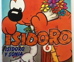 Cuento troquelado Isidoro Nº 6 – Multilibro S.A. 1988
