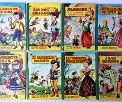Lote 16 cuentos Colección para la Infancia – Francisco Bruguera – Desde 1957