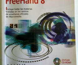 Curso oficial de Macromedia Freehand 8 Incluye CD-ROM