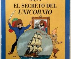 DVD Las aventuras de Tintin El secreto del unicornio – El Mundo – 2013