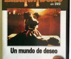 DVD Las nuevas aventuras de Emmanuelle – Un mundo de deseo – Interviú – 2003