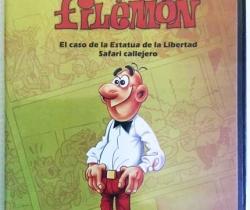DVD Mortadelo y Filemón – El caso de la estatua de la Libertad – Safari callejero – Nuevo con precinto