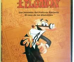 DVD Mortadelo y Filemón – Los inventos del profesor Bacterio  – Nuevo con precinto