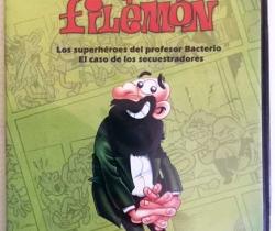 DVD Mortadelo y Filemón – Los superhéroes del profesor Bacterio – Nuevo con precinto