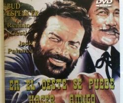 Película DVD Video – Bud Espencer – En el Oeste se puede hacer… amigo