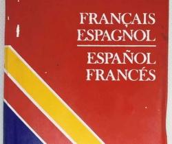Diccionario Larousse Español – Francés. Adonis. Librairie Larousse 1988