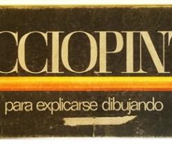 Dicciopinta – para explicarse dibujando – Publijuego – años 80