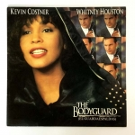 Disco de vinilo Whitney Houston – Kevin Costner – The Bodyguard (El guardaespaldas). Arista Records 1992