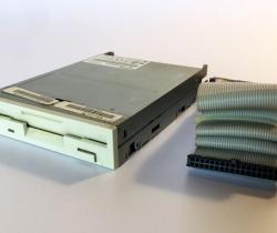 Disquetera Floppy Panasonic JU- 257A607P