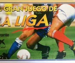 El Gran Juego de la Liga – incompleto – 1996/97