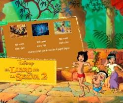 El Libro de la Selva 2 CD1 – Disney's Magic Artist Deluxe Preview