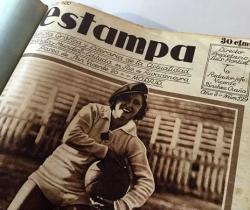 Tomo II – Estampa Revista Gráfica y Literaria de la Actualidad Española y Mundial año 1930 – 26 números