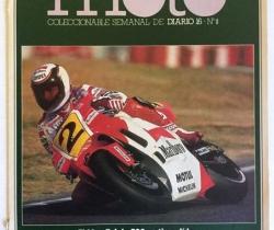 Gente en moto – Coleccionable semanal de Diario 16 – número 8 – año 1990