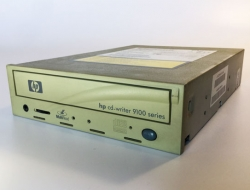 Grabadora HP cd-writer 9100 series C4462-60001