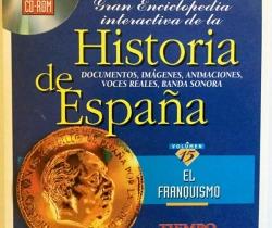 Gran Enciclopedia Interactiva de la Historia de España – Volumen 15 – Tiempo – Grupo Zeta