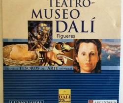 CD-ROM Grandes Tesoros del Arte Mundial: Teatro Museo Dalí. Figueres. – La Vanguardia