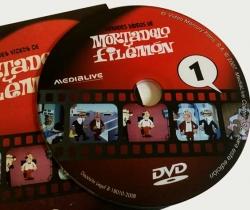 Grandes vídeos de Mortadelo y Filemón – MediaLive DVD – 1ª Entrega