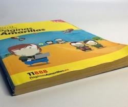 Guía Telefónica – Páginas Amarillas – Páginas Blancas – 2011/12 Castellón