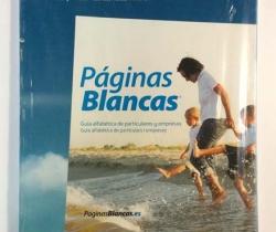 Guía Telefónica – Páginas Blancas Valencia Capirtal 2012 – Movistar PRECINTADA