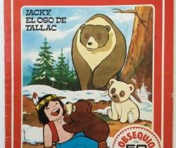 Jacky El bosque de Tallac – nº1 – Publicación Fher – 1979