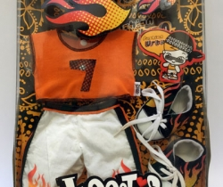 Ropa muñeca Jagget Fashion Urban de Famosa – 2004