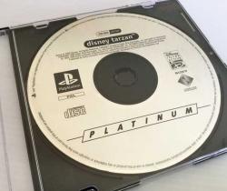 Juego para PlayStation Disney Tarzan – Platinum – Año 2000