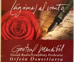 Lágrimas al viento – Un canto al dolor del 11M – Gontzal Mendibil – Orfeón Donostiarra