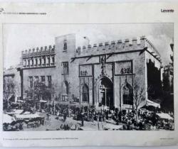 Lámina de la Lonja – Colección Valencia en el Recuerdo – Periódico Levante año 1992