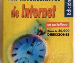 Las Direcciones más Interesantes de Internet – Anaya – Edición 2001
