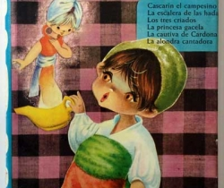 Libro Aladino y la lámpara maravillosa – Colección Heidi – Editorial Bruguera – 2ª Edición 1965